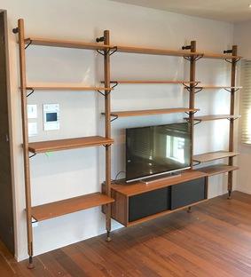 壁取付型TVボード