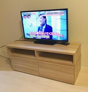 伸縮式TV台